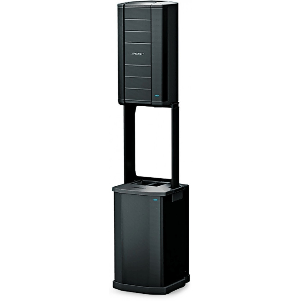 bose f1 flexible array lautsprecher system mit f1 subwoofer auf. Black Bedroom Furniture Sets. Home Design Ideas