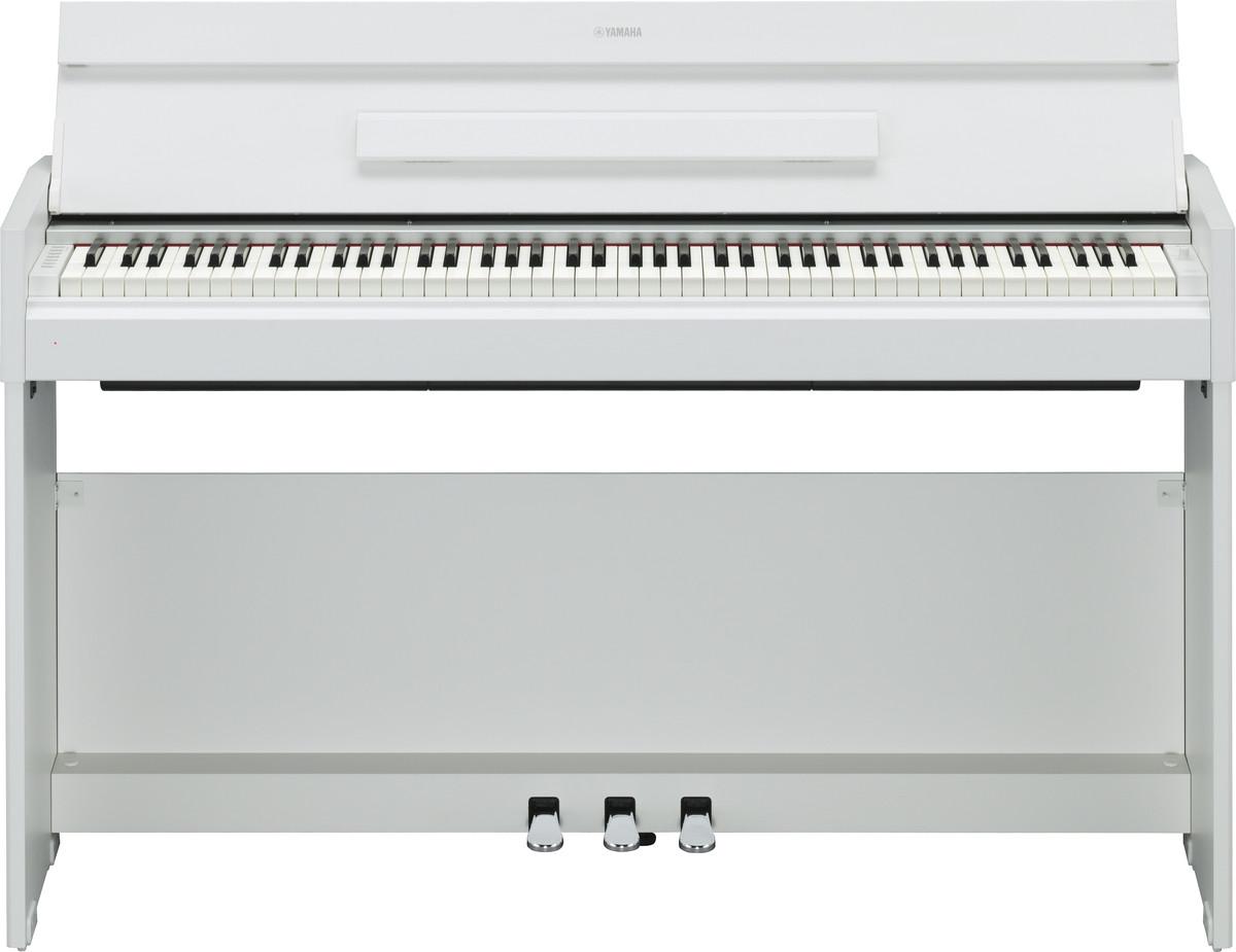 yamaha arius piano num rique ydp s52 blanc. Black Bedroom Furniture Sets. Home Design Ideas