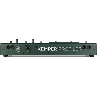 Kemper Profiler Head, Black + Kemper Profiler Remote Bundle