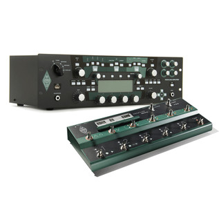 Kemper Profiling Guitar Rack + Kemper Profiler Remote Bundle