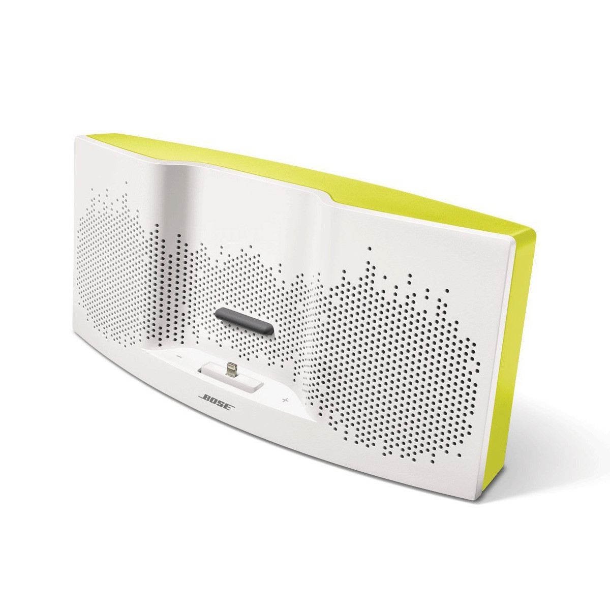 disc bose sounddock xt speaker yellow at. Black Bedroom Furniture Sets. Home Design Ideas