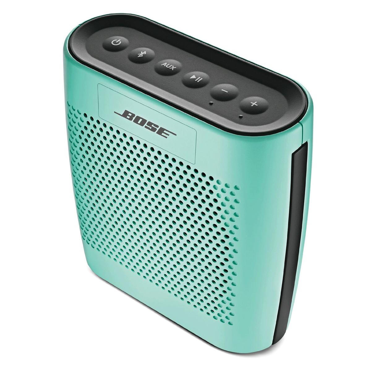 bose soundlink colour bluetooth speaker mint at. Black Bedroom Furniture Sets. Home Design Ideas