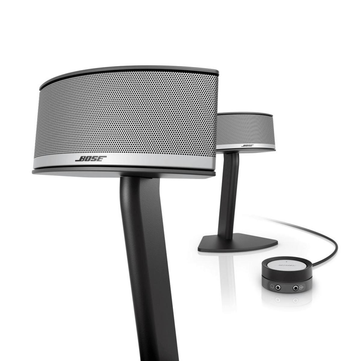 syst me de haut parleur multim dia bose companion 5 disque graphite. Black Bedroom Furniture Sets. Home Design Ideas