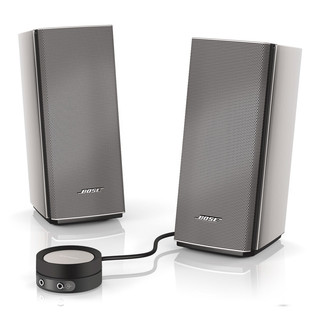 Bose Companion 20 Multimedia Speaker System, Silver