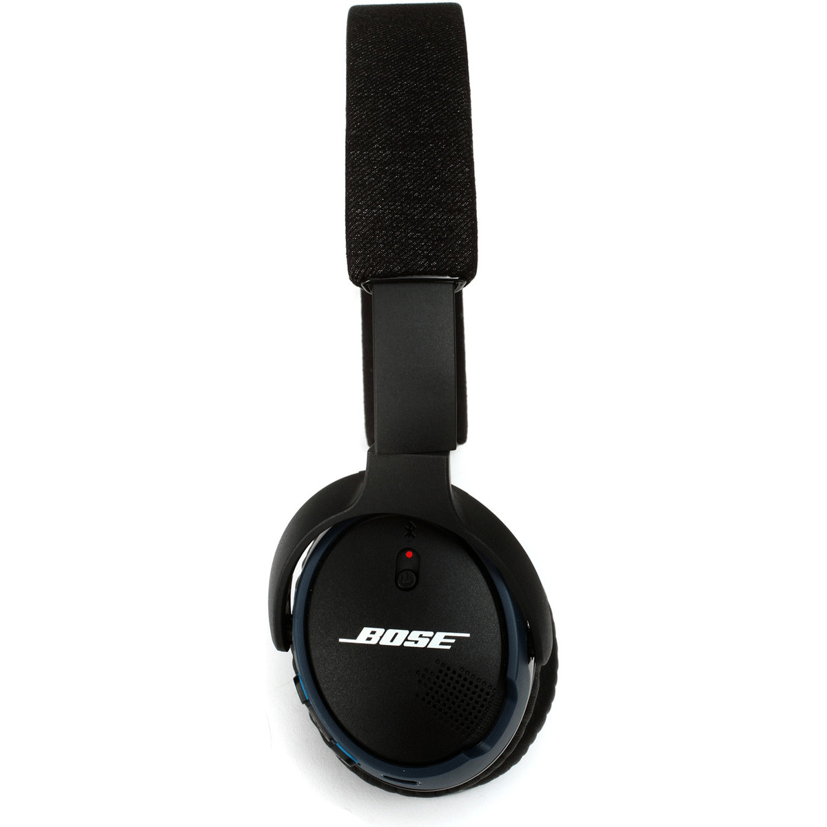 disc bose soundlink on ear bluetooth casque noir. Black Bedroom Furniture Sets. Home Design Ideas