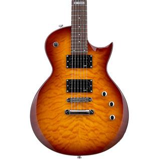 ESP LTD EC-100QM Electric Guitar, Body