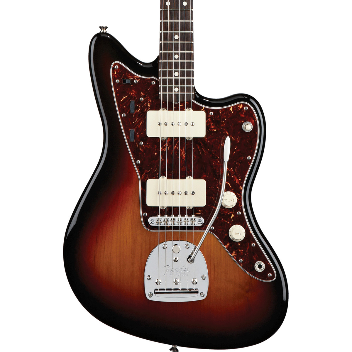 fender classic player jazzmaster special electric guitar sunburst at. Black Bedroom Furniture Sets. Home Design Ideas