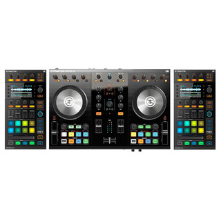 Native Instruments Traktor Kontrol S2 MK2 and D2 Visual Modules