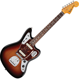 Fender Classic Player Jaguar Special Electric Guitar, Sunburst