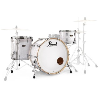 Pearl FW943XP Wood Fiberglass Ltd Ed. Shell Pack, White Marine Pearl