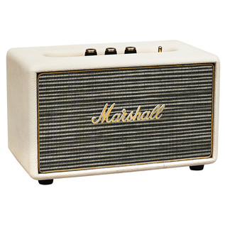 Marshall Acton Hi-Fi Speaker, Cream