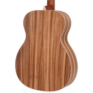 Larrivée OM-03Z Spruce/Zebrano Orchestra Acoustic Guitar, Back