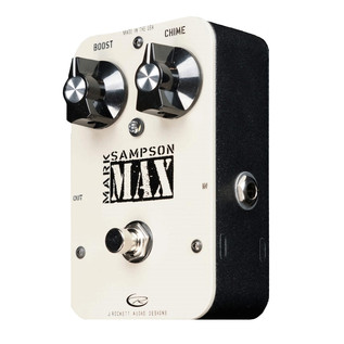 Rockett Pedals Mark Sampson Max