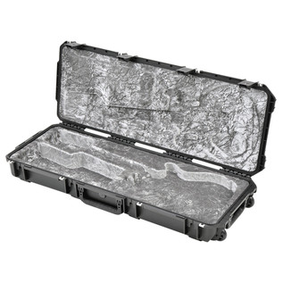 SKB Waterproof PRS Guitar Flight Case, with Wheels