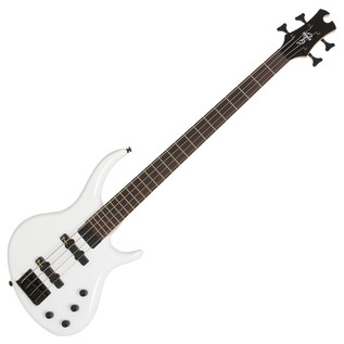 Epiphone Toby Standard IV Bass Guitar, Alpine White