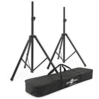 Mackie SRM350 V3 Active PA Speaker Pair with FREE Speaker Stands