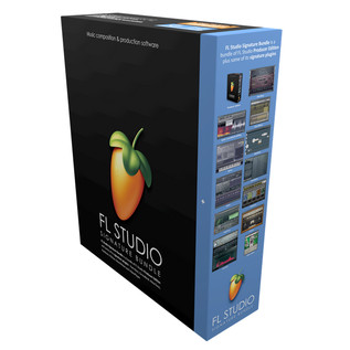 FL Studio 12 Signature Bundle Sequencer and Loop Generator