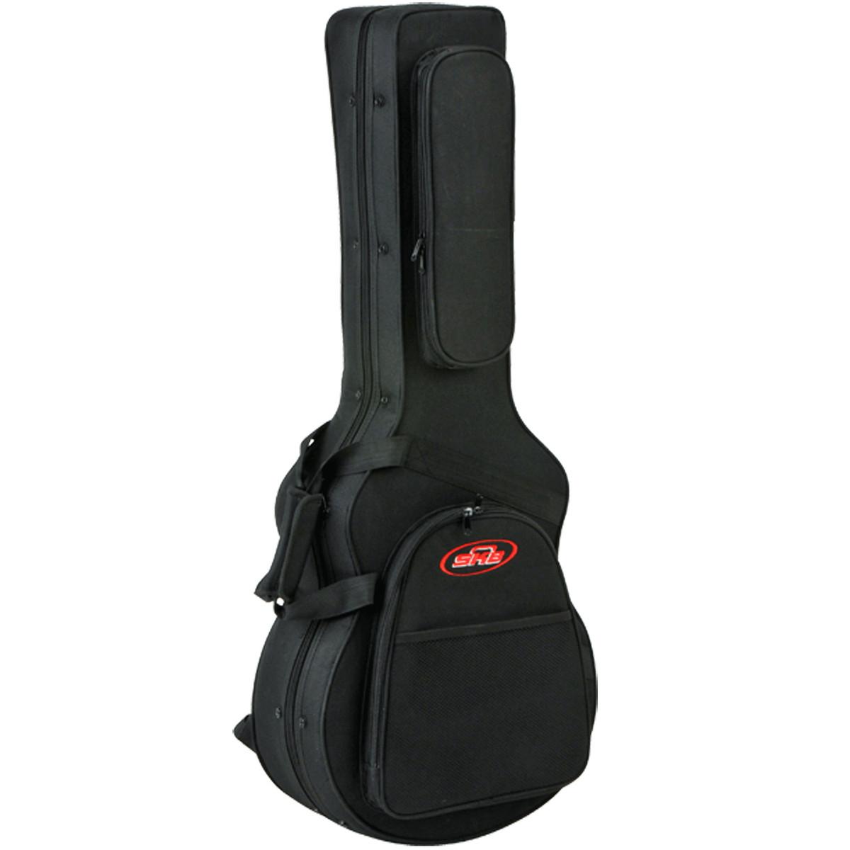 skb taylor gs mini acoustic guitar soft case at. Black Bedroom Furniture Sets. Home Design Ideas