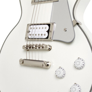 Epiphone Tommy Thayer White Lightning Signature Les Paul Guitar