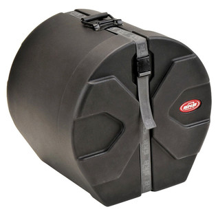 SKB Floor Tom Case with Padded Interior