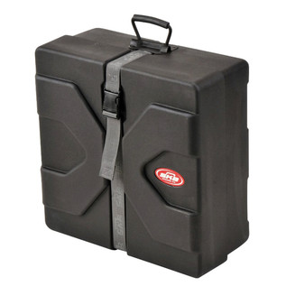 SKB 5'' x 15'' Square Snare Drum Case with Padded Interior