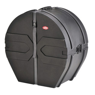 SKB 16'' x 32'' Marching Bass Drum Case with Padded Interior
