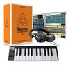 Propellerhead Reason Essentials Version 8, Akai LPK25 and Headphones