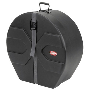 SKB Double Second/Double Tenor Steel Drum Case with Padded Interior