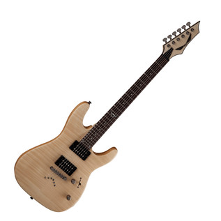 Dean Custom 350 Electric Guitar, Gloss Natural