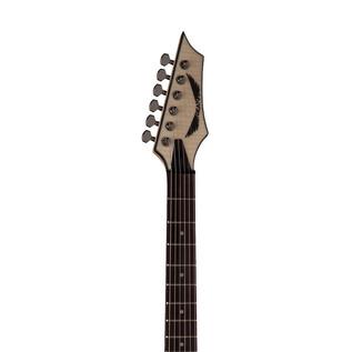 Dean Custom 350 Electric Guitar, Gloss Natural