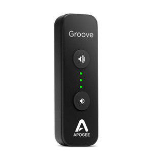 Apogee Groove USB DAC and Headphone Amp, Black