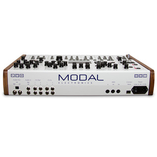 Modal Electronics 001 Hybrid Analog/Digital Synthesizer, Back Panel