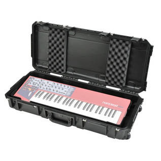 SKB Waterproof Case for 49-Key Keyboard (Keyboard Not Included)