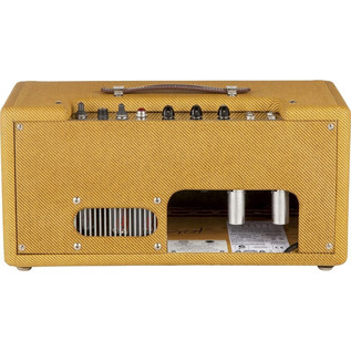 Fender '57 Deluxe Tweed Guitar Amplifier Head (back)