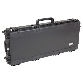 SKB Waterproof Case for 61-Key Keyboard with Wheels