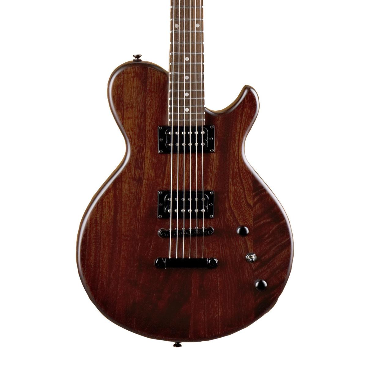 dean evo xm electric guitar satin natural at. Black Bedroom Furniture Sets. Home Design Ideas
