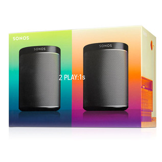 Sonos Two Room Starter Box