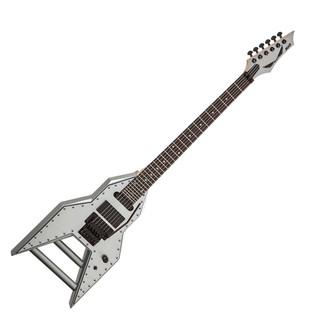 Dean Michael Batio ROCKET Electric Guitar, Metallic Silver