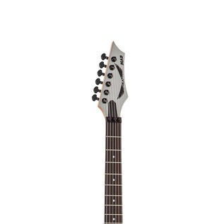 Dean Michael Batio ROCKET Electric Guitar, Metallic Silver
