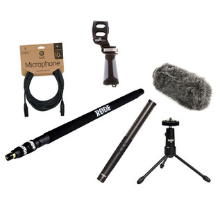 Rode NTG4+ Location Recording Bundle