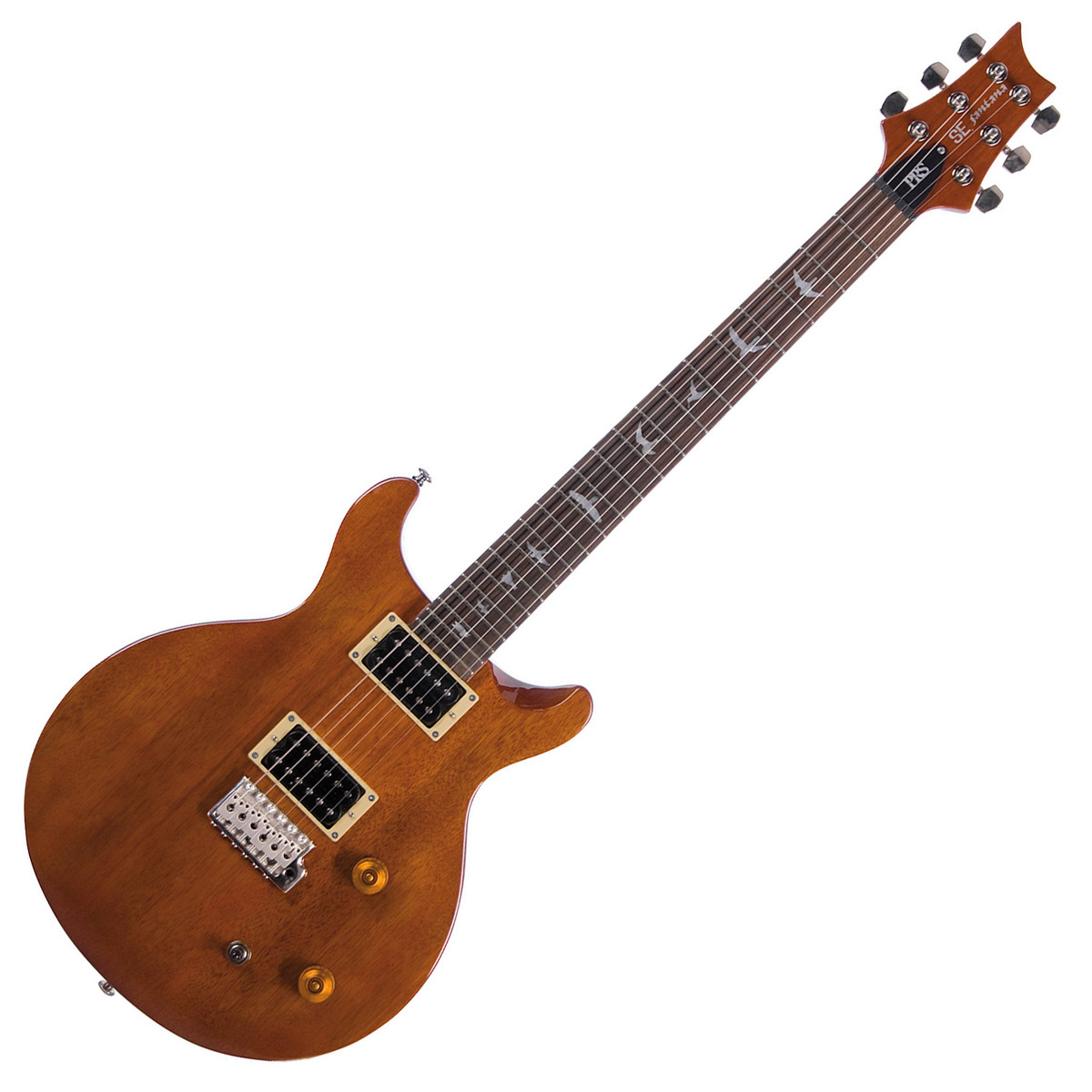 Prs Se Santana Standard Faded Tortoise At Gear4music Com