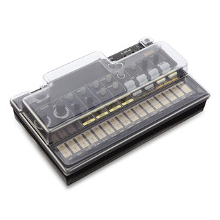 Decksaver Korg Volca Series Cover (Fits: Keys, Bass, Beats)