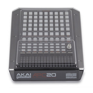 Decksaver LE Akai Pro APC20 Cover (LIGHT EDITION)