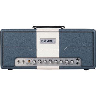 Marshall Astoria AST3H 30W Amp Head, Blue and Cream