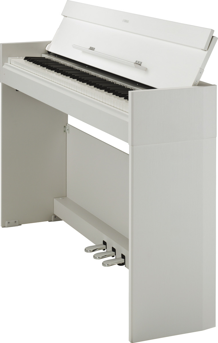 Yamaha arius ydp s52 digital piano white nearly new at for Yamaha ydp s52