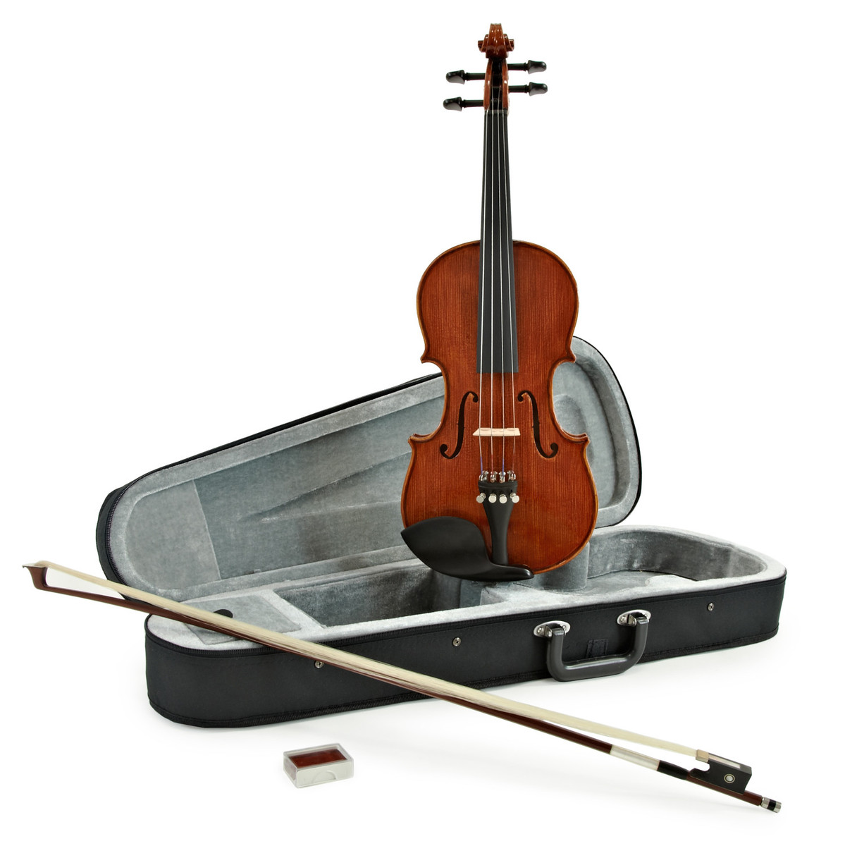 Image of Deluxe 1/4 Size Violin by Gear4music