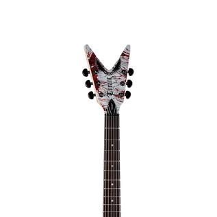 Dean Michael Amott Tyrant X Electric Guitar, Splatter