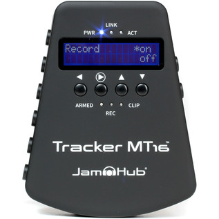 Jamhub Tracker MT16 Multitrack Audio Recorder