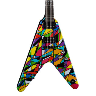 Dean Michael Schenker Electric Guitar, Kaleidoscope