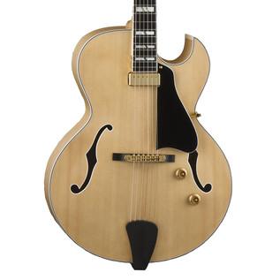 Dean Palomino Solo Hollowbody Guitar, Gloss Natural